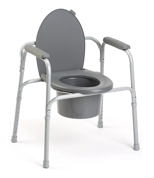 chaise wc 3 fonctions styxo grise invacare chaises toilettes togisant. Black Bedroom Furniture Sets. Home Design Ideas