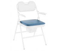 Assise amovible bleue pour garde-robe H407 - INVACARE