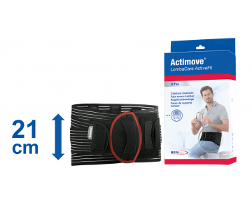 Ceinture lombaire LombaCare ActiveFit Actimove 21CM - BSN MEDICAL