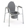 Chaise WC 3 fonctions Styxo grise - INVACARE