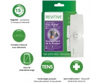 Dispositif anti-douleur portatif Revitive Pain Relief - REVITIVE