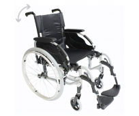 Fauteuil roulant manuel Action 2 NG Dossier inclinable - INVACARE
