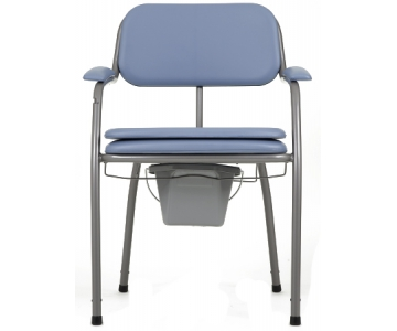 H450 Toilettes Chaises Invacare Omega Bleue Nv8mn0OPyw