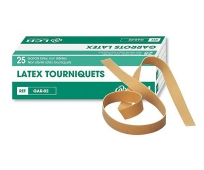 Garrots latex plat Tourniquet - LCH