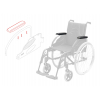 Manchette accoudoir Fauteuil Roulant Action 2 NG ou 3 NG - INVACARE