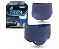 Slips protection fuite urinaire homme Tena Men Active Fit - TENA