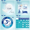 Protections contre incontinence urinaire ou fécale moyenne Tena Comfort Proskin Plus x46 - TENA