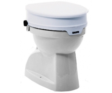 Rehausse WC AT90 avec couvercle - INVACARE