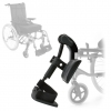 Repose-jambe Droit Fauteuil Roulant Action 4 NG - INVACARE