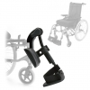Repose-jambe Gauche Fauteuil Roulant Action 4 NG - INVACARE