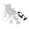 Repose-jambe gauche pour fauteuil roulant Action 2/3/4 - INVACARE