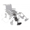 Repose jambe droit pour fauteuil roulant Action 2 Basic - INVACARE
