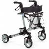 Rollator 4 roues Quadri-Light gris - VERMEIREN