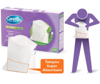 Sac vomitoire Care Bag avec tampon super absorbant x20 - CLEANIS