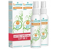 Spray Circulation Lot de 2 - PURESSENTIEL