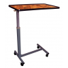 Table de lit Easy Lift plateau Ronce de Noyer - HERDEGEN
